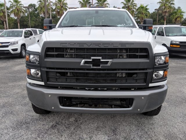 2019 Silverado Medium Duty Regular Cab DRW 4x2,  Knapheide PGNB Gooseneck Platform Body #KH851520 - photo 9