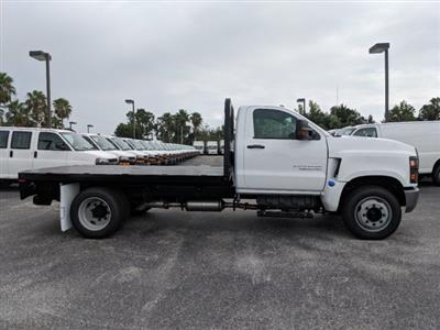 2019 Silverado Medium Duty Regular Cab DRW 4x2,  Knapheide PGNB Gooseneck Platform Body #KH851520 - photo 4