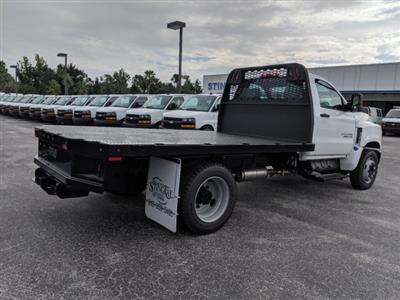 2019 Silverado Medium Duty Regular Cab DRW 4x2,  Knapheide PGNB Gooseneck Platform Body #KH851520 - photo 2