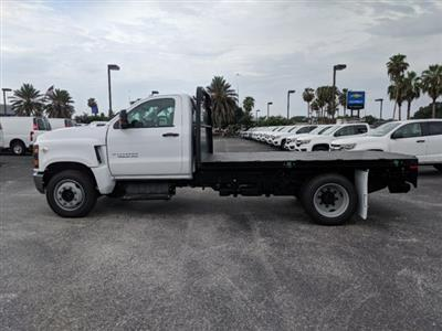 2019 Silverado Medium Duty Regular Cab DRW 4x2,  Knapheide PGNB Gooseneck Platform Body #KH851520 - photo 7