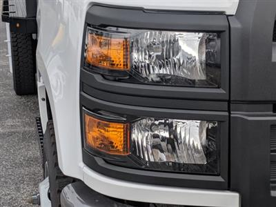 2019 Silverado Medium Duty Regular Cab DRW 4x2,  Knapheide PGNB Gooseneck Platform Body #KH851520 - photo 10