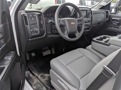 2019 Silverado Medium Duty Regular Cab DRW 4x2,  Knapheide PGNB Gooseneck Platform Body #KH851520 - photo 14