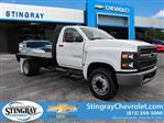2019 Silverado Medium Duty DRW 4x2,  Knapheide Platform Body #KH851520 - photo 1