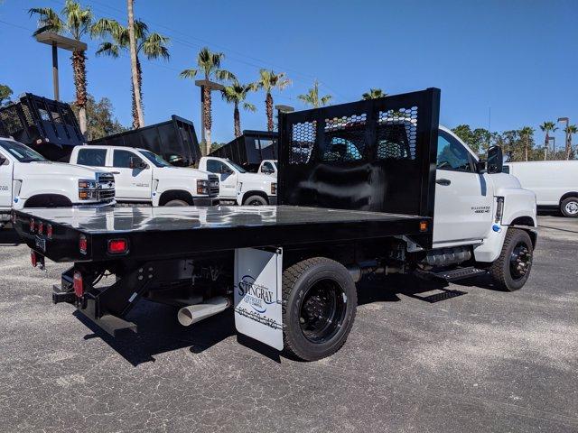 2019 Chevrolet Silverado 4500 Regular Cab DRW RWD, Knapheide Platform Body #KH851521 - photo 1