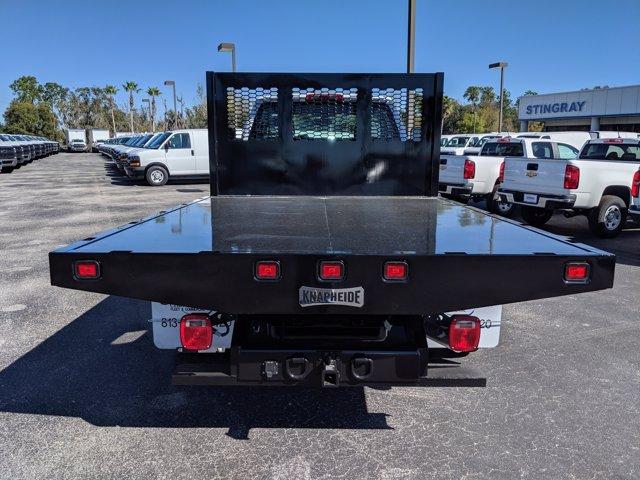 2019 Chevrolet Silverado 4500 Regular Cab DRW 4x2, Knapheide Value-Master X Platform Body #KH851521 - photo 5