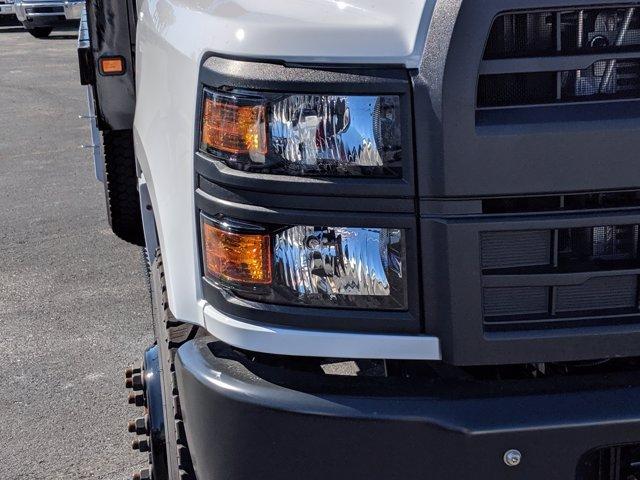 2019 Silverado 4500 Regular Cab DRW 4x2, Knapheide Value-Master X Platform Body #KH851521 - photo 10