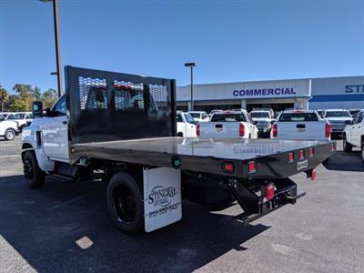 2019 Silverado 4500 Regular Cab DRW 4x2, Knapheide Value-Master X Platform Body #KH851521 - photo 6