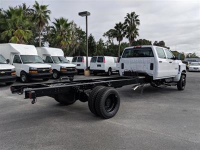 2019 Chevrolet Silverado 5500 Crew Cab DRW 4x4, Cab Chassis #KH851538 - photo 2