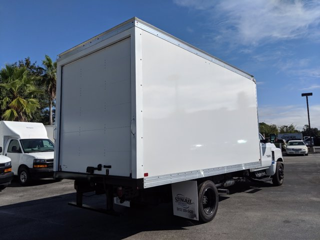 2019 Chevrolet Silverado 5500 Regular Cab DRW 4x2, J&B Truck Body Dry Freight #KH862836 - photo 1