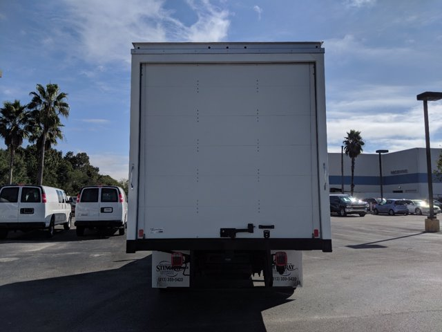 2019 Silverado 5500 Regular Cab DRW 4x2, J&B Truck Body Dry Freight #KH862836 - photo 5
