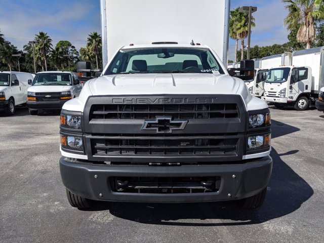 2019 Silverado 5500 Regular Cab DRW 4x2, J&B Truck Body Dry Freight #KH862836 - photo 8