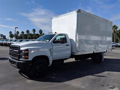 2019 Silverado 5500 Regular Cab DRW 4x2, J&B Truck Body Dry Freight #KH862836 - photo 7