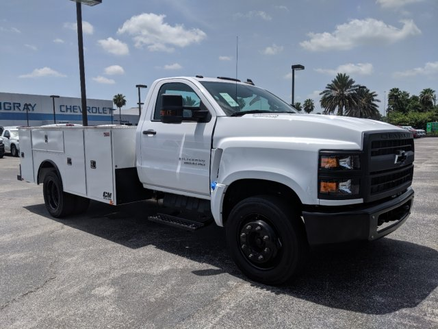 2019 Silverado Medium Duty DRW 4x2,  Cab Chassis #KH862882 - photo 1
