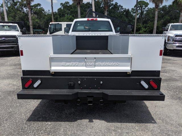 2019 Silverado Medium Duty DRW 4x2,  CM Truck Beds Service Body #KH862882 - photo 5