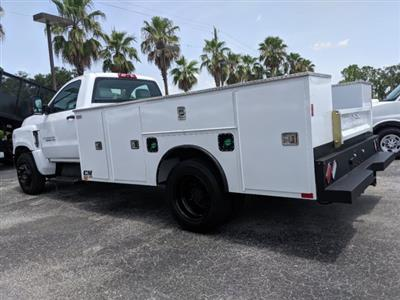 2019 Silverado Medium Duty DRW 4x2,  CM Truck Beds Service Body #KH862882 - photo 6