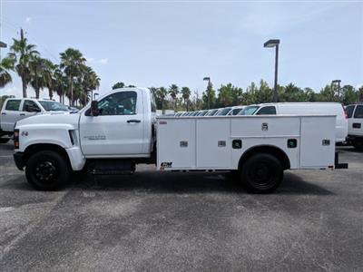 2019 Silverado Medium Duty DRW 4x2,  CM Truck Beds Service Body #KH862882 - photo 7