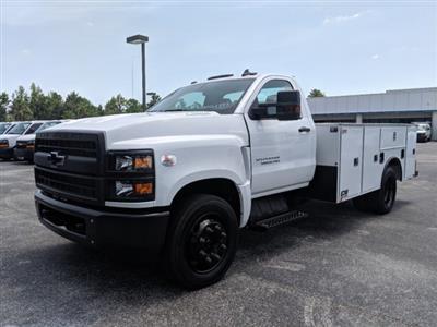 2019 Silverado Medium Duty DRW 4x2,  CM Truck Beds Service Body #KH862882 - photo 8