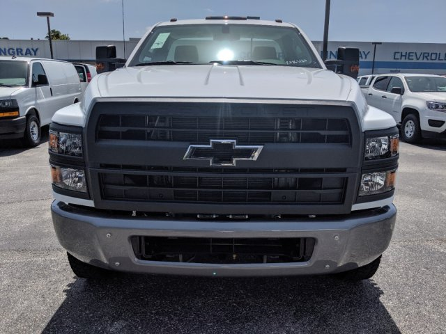 2019 Silverado Medium Duty Regular Cab DRW 4x2,  Knapheide Standard Service Body #KH863120 - photo 9