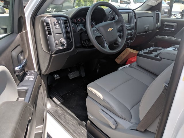 2019 Silverado Medium Duty Regular Cab DRW 4x2,  Knapheide Standard Service Body #KH863120 - photo 13