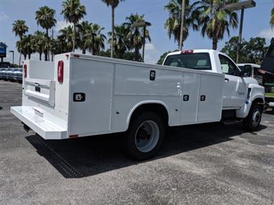 2019 Silverado Medium Duty Regular Cab DRW 4x2,  Knapheide Standard Service Body #KH863120 - photo 2
