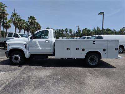 2019 Silverado Medium Duty Regular Cab DRW 4x2,  Knapheide Standard Service Body #KH863120 - photo 7