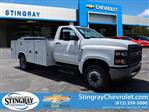 2019 Silverado Medium Duty DRW 4x2,  Knapheide Service Body #KH863120 - photo 1