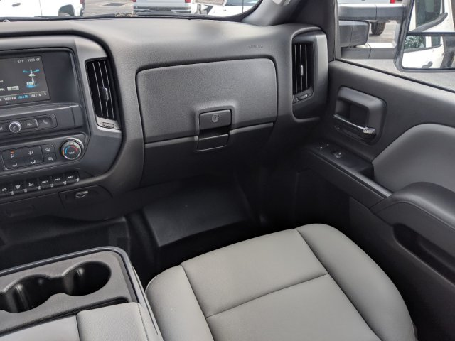 2019 Silverado 5500 Crew Cab DRW 4x4, Action Fabrication Platform Body #KH863396 - photo 15