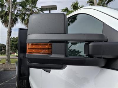 2019 Silverado 5500 Crew Cab DRW 4x4, Action Fabrication Platform Body #KH863396 - photo 11