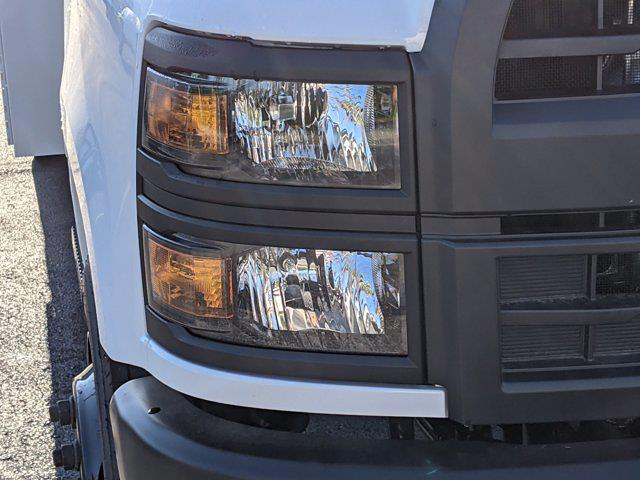 2019 Silverado Medium Duty Regular Cab DRW 4x2,  Reading Classic II Steel Service Body #KH885244 - photo 10