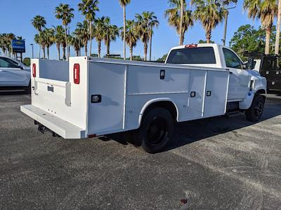 2019 Silverado Medium Duty Regular Cab DRW 4x2,  Reading Classic II Steel Service Body #KH885244 - photo 2