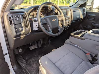 2019 Silverado Medium Duty Regular Cab DRW 4x2,  Reading Classic II Steel Service Body #KH885244 - photo 16
