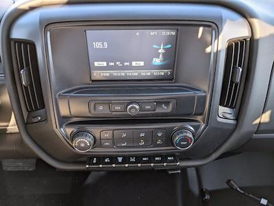 2019 Silverado Medium Duty Regular Cab DRW 4x2,  Reading Classic II Steel Service Body #KH885244 - photo 17
