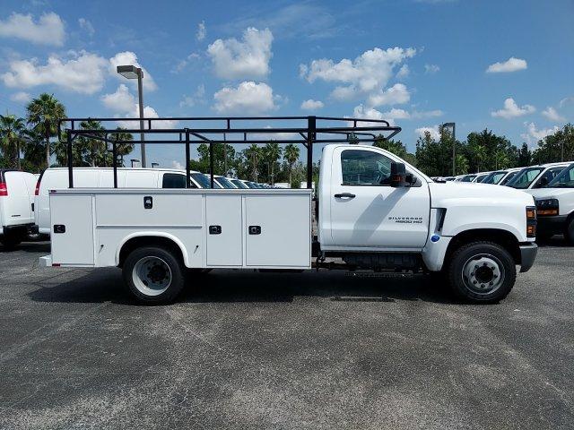 2019 Silverado 4500 Regular Cab DRW 4x2, Knapheide Steel Service Body #KH885318 - photo 5