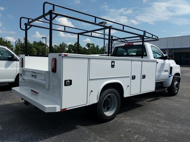 2019 Chevrolet Silverado 4500 Regular Cab DRW 4x2, Knapheide Steel Service Body #KH885318 - photo 6