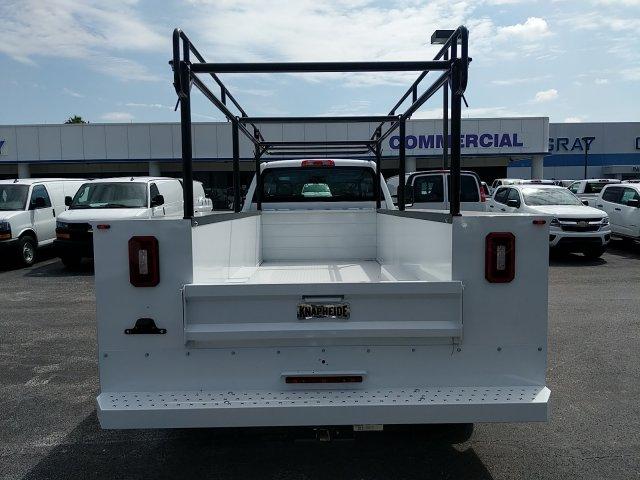 2019 Silverado 4500 Regular Cab DRW 4x2, Knapheide Steel Service Body #KH885318 - photo 7
