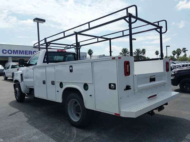 2019 Silverado Medium Duty Regular Cab DRW 4x2,  Knapheide Service Body #KH885318 - photo 1