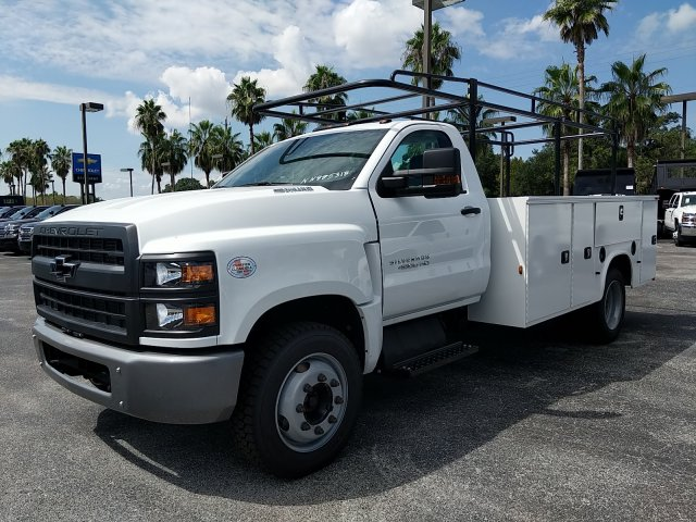 2019 Chevrolet Silverado 4500 Regular Cab DRW RWD, Knapheide Service Body #KH885318 - photo 1