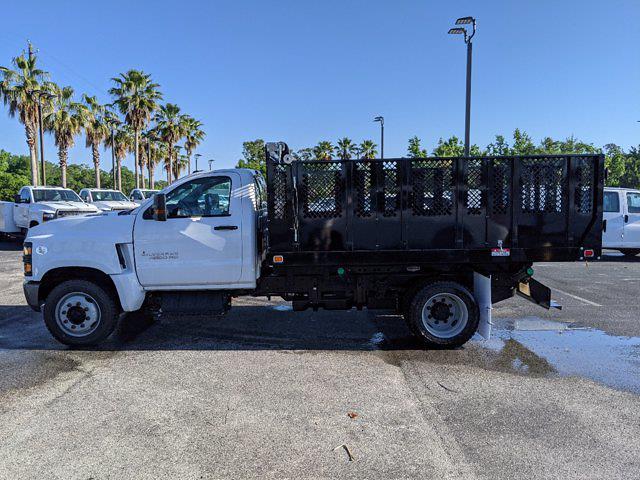 2019 Silverado 4500 Regular Cab DRW 4x2,  Cab Chassis #KH886018 - photo 8