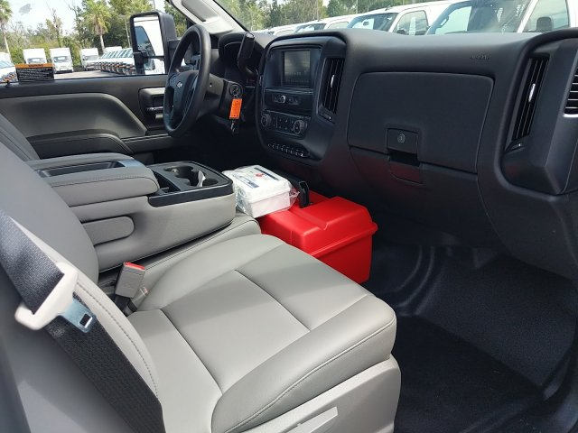 2019 Silverado Medium Duty Regular Cab DRW 4x2,  Knapheide Standard Service Body #KH886019 - photo 13