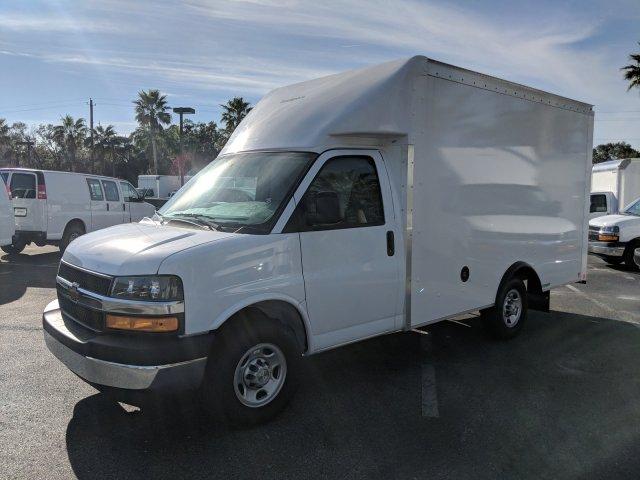 2019 Express 3500 4x2,  Rockport Cargoport Cutaway Van #KN000208 - photo 7
