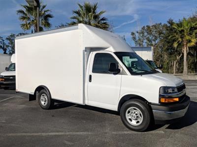 2019 Express 3500 4x2,  Rockport Cargoport Cutaway Van #KN000208 - photo 3