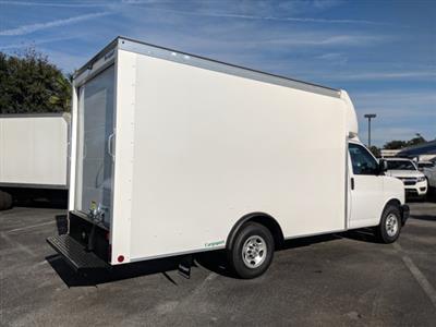 2019 Express 3500 4x2,  Rockport Cargoport Cutaway Van #KN000208 - photo 2