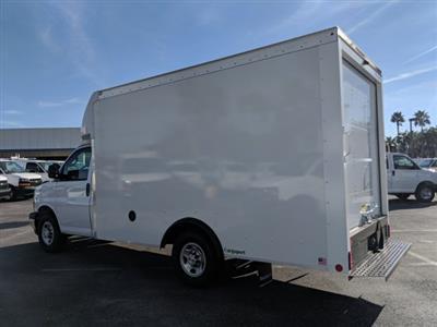 2019 Express 3500 4x2,  Rockport Cargoport Cutaway Van #KN000208 - photo 6