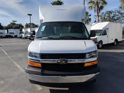 2019 Express 3500 4x2,  Rockport Cargoport Cutaway Van #KN000208 - photo 9