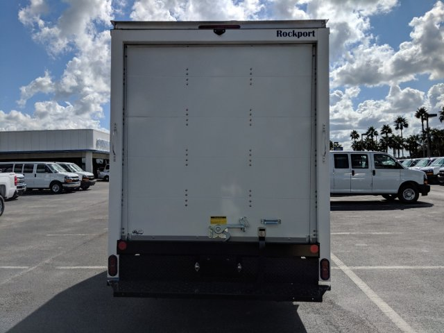 2019 Express 3500 4x2,  Rockport Cargoport Cutaway Van #KN000338 - photo 5
