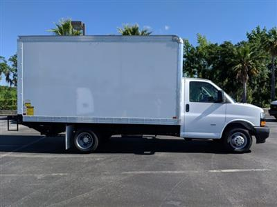 2019 Express 3500 4x2,  J&B Truck Body Cutaway Van #KN004766 - photo 2