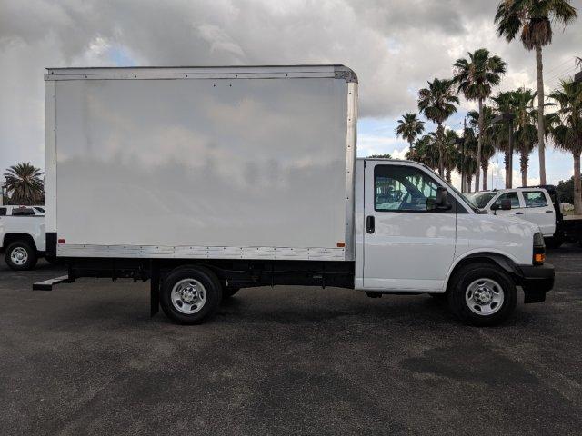 2019 Express 3500 4x2,  J&B Truck Body Cutaway Van #KN005065 - photo 3