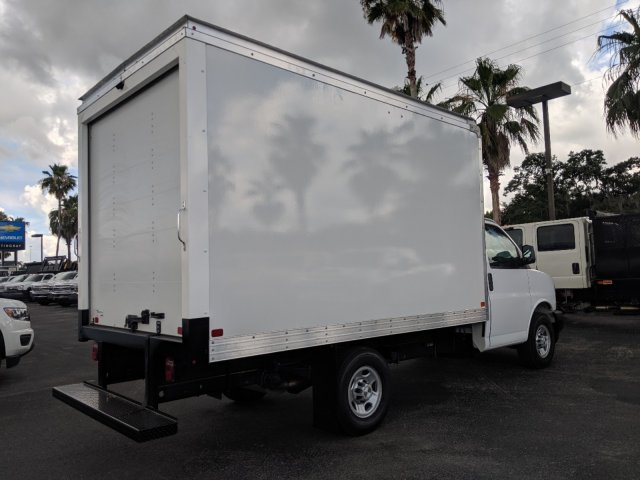 2019 Express 3500 4x2,  J&B Truck Body Cutaway Van #KN005065 - photo 2