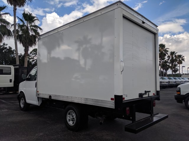 2019 Express 3500 4x2,  J&B Truck Body Cutaway Van #KN005065 - photo 6