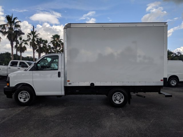 2019 Express 3500 4x2,  J&B Truck Body Cutaway Van #KN005065 - photo 7